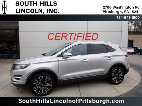 Ingot Silver Lincoln MKC Black Label AWD.  Click to enlarge.