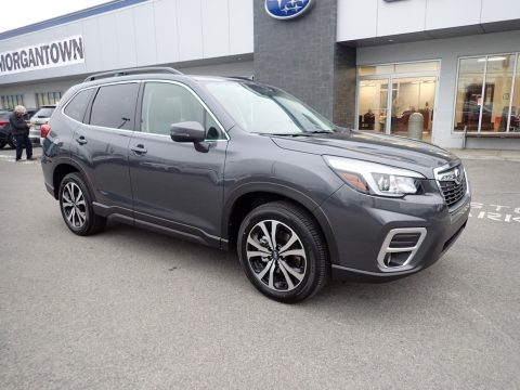 Subaru Forester 2.5i Limited