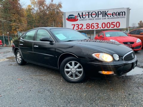 Midnight Amethyst Metallic Buick LaCrosse CX.  Click to enlarge.