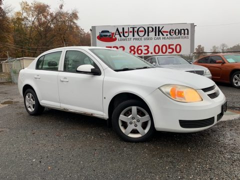 Summit White Chevrolet Cobalt LT Sedan.  Click to enlarge.