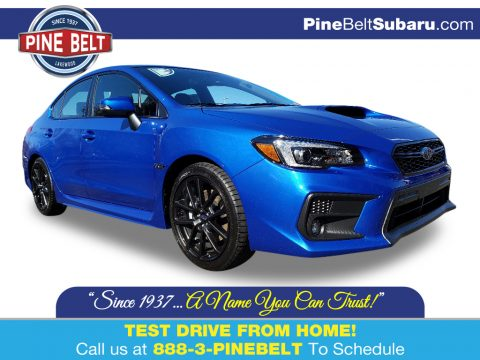 WR Blue Pearl Subaru WRX Limited.  Click to enlarge.