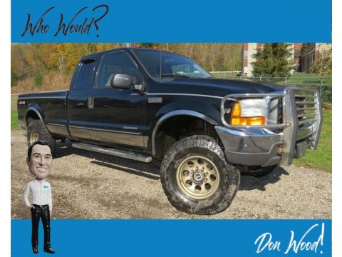 Ford F250 Super Duty Lariat Extended Cab 4x4