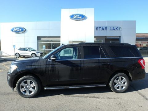 Agate Black Ford Expedition XLT 4x4.  Click to enlarge.