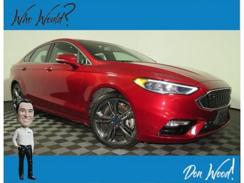 Ford Fusion Sport AWD