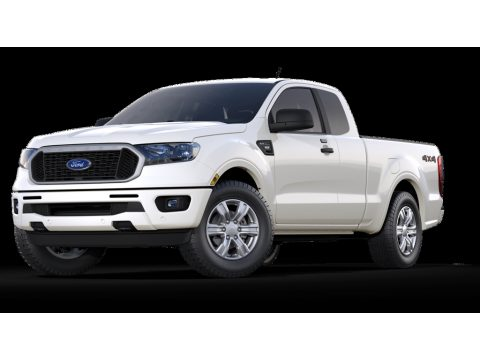 Oxford White Ford Ranger XLT SuperCab 4x4.  Click to enlarge.