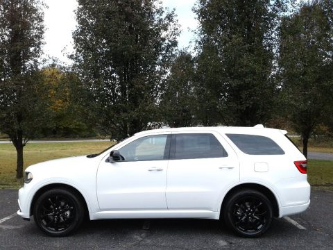 White Knuckle Dodge Durango SXT.  Click to enlarge.