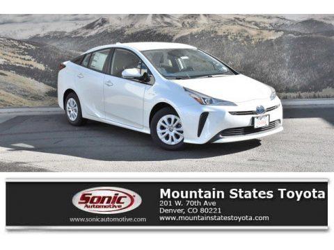 Toyota Prius LE