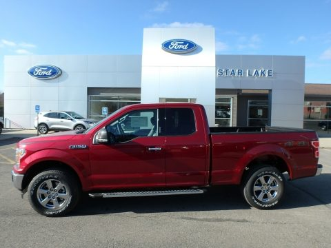 Ford F150 XLT SuperCab 4x4