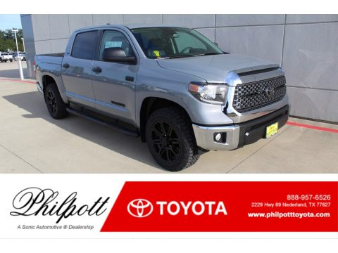 Cement Toyota Tundra TSS Off Road CrewMax.  Click to enlarge.
