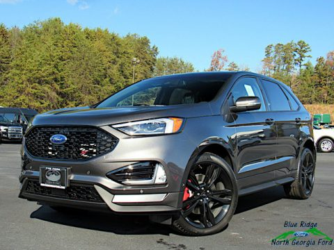 Magnetic Metallic Ford Edge ST AWD.  Click to enlarge.