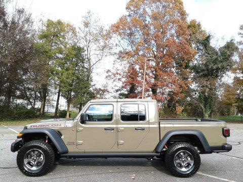 Gator Jeep Gladiator Rubicon 4x4.  Click to enlarge.