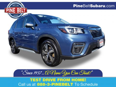 Horizon Blue Pearl Subaru Forester 2.5i Touring.  Click to enlarge.