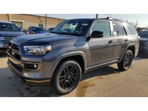 Magnetic Gray Metallic Toyota 4Runner Nightshade Edition 4x4.  Click to enlarge.