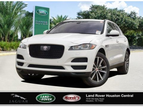 Fuji White Jaguar F-PACE 25t Prestige.  Click to enlarge.
