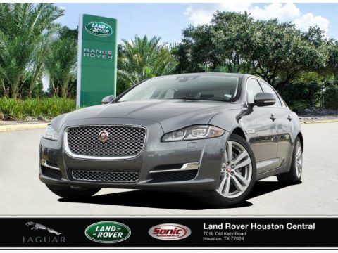 Corris Grey Metallic Jaguar XJ XJL Portfolio.  Click to enlarge.