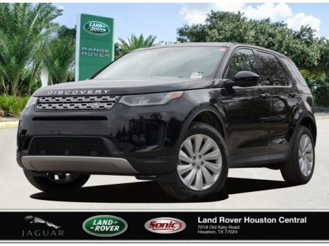 Narvik Black Land Rover Discovery Sport SE.  Click to enlarge.