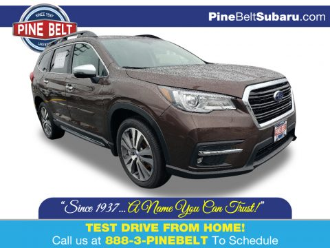 Cinnamon Brown Pearl Subaru Ascent Touring.  Click to enlarge.