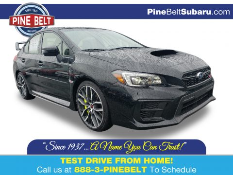 Crystal Black Silica Subaru WRX STI Limited.  Click to enlarge.