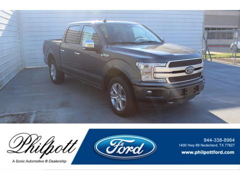 Magnetic Ford F150 Platinum SuperCrew 4x4.  Click to enlarge.