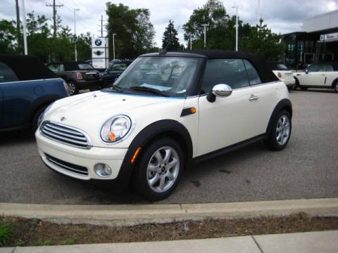 New 2009 Mini Cooper Convertible For Sale Stock M3668