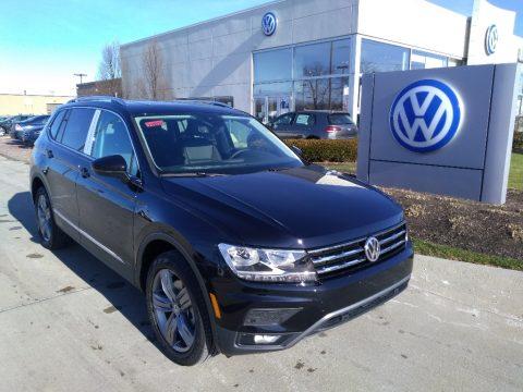 Volkswagen Tiguan SEL 4MOTION