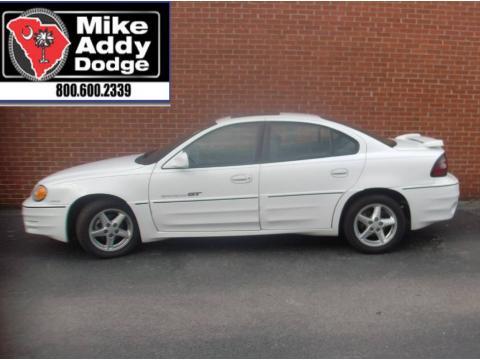 Used 1999 Pontiac Grand Am GT Sedan For Sale