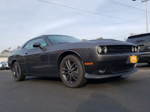 Granite Pearl Dodge Challenger GT AWD.  Click to enlarge.