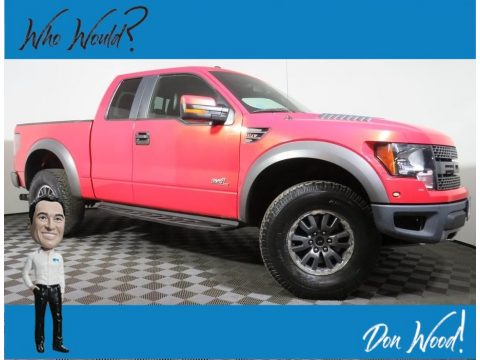 Ford F150 SVT Raptor SuperCab 4x4