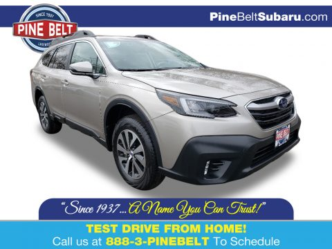 Tungsten Metallic Subaru Outback 2.5i Premium.  Click to enlarge.