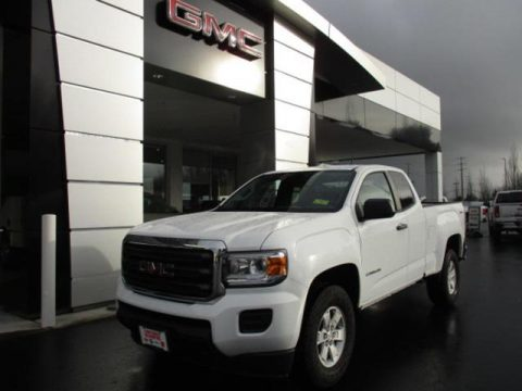 GMC Canyon Extended Cab 4WD