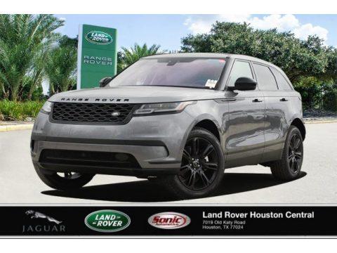 Eiger Gray Metallic Land Rover Range Rover Velar S.  Click to enlarge.
