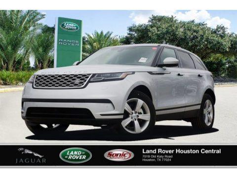 Indus Silver Metallic Land Rover Range Rover Velar S.  Click to enlarge.