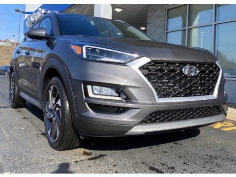 Magnetic Force Metallic Hyundai Tucson Sport AWD.  Click to enlarge.