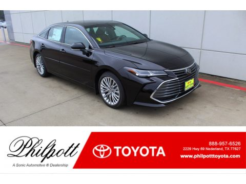 Brownstone Toyota Avalon Limited.  Click to enlarge.