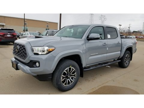 Toyota Tacoma TRD Sport Double Cab 4x4