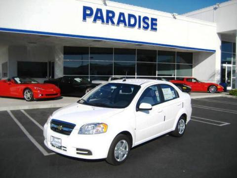 new 2009 chevrolet aveo lt sedan for sale stock c09110 dealerrevs. Cars Review. Best American Auto & Cars Review