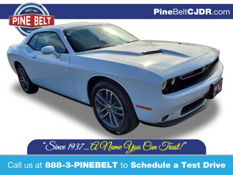 White Knuckle Dodge Challenger SXT AWD.  Click to enlarge.