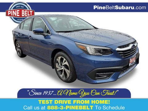 Abyss Blue Pearl Subaru Legacy 2.5i Premium.  Click to enlarge.