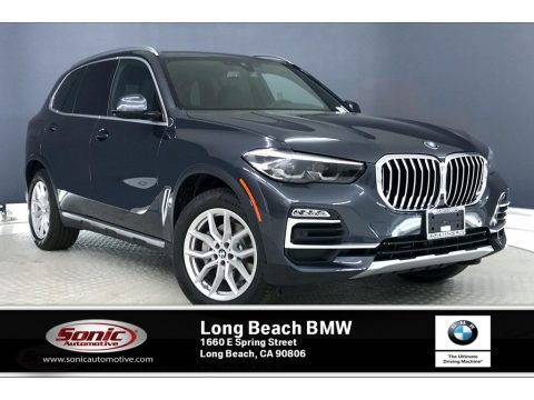 Arctic Grey Metallic BMW X5 sDrive40i.  Click to enlarge.