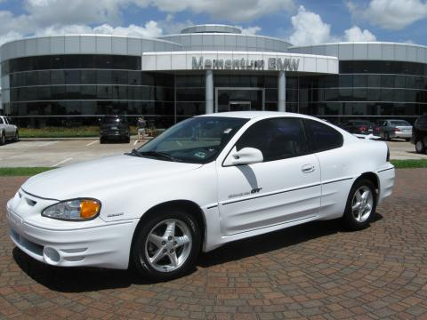 2000 Pontiac Grand Am Se. 2000 Pontiac Grand Am GT