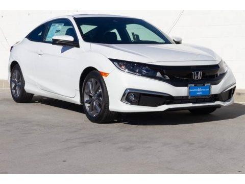 Honda Civic EX Coupe