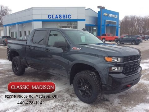 Chevrolet Silverado 1500 Custom Trail Boss Double Cab 4x4