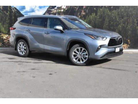 Moon Dust Toyota Highlander Limited AWD.  Click to enlarge.