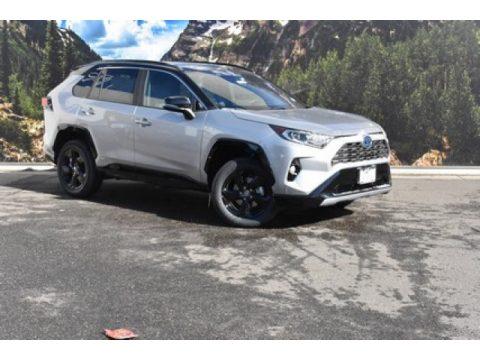 Toyota RAV4 XSE AWD Hybrid