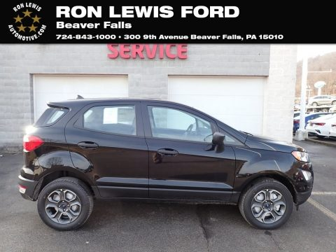 Ford EcoSport S 4WD