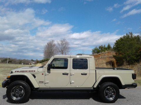 Gobi Jeep Gladiator Rubicon 4x4.  Click to enlarge.