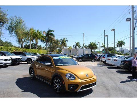 Volkswagen Beetle 1.8T Dune Coupe