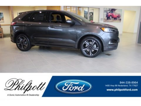 Magnetic Ford Edge ST AWD.  Click to enlarge.
