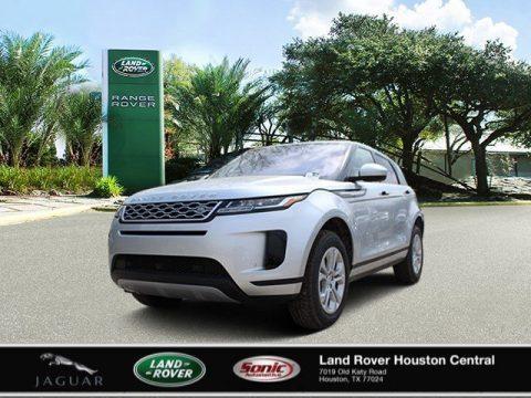 Indus Silver Metallic Land Rover Range Rover Evoque S.  Click to enlarge.