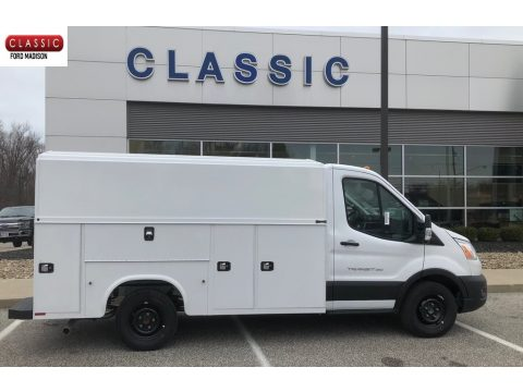 Ford Transit Van 350 Cutaway Utility
